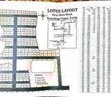 plots for sale in lotus at ramalainga nagar,woraiyur,trichy