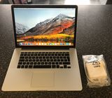 For sale: 2017 Apple Macbook Pro  15.4
