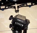 Camera slider for films. 4 months older 0%
