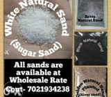 20 Rs kg New Aquarium sands