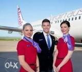 Urgent hiring for Air ticketing,ground staff