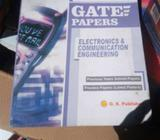 Gate Papers Electronics & Communication Engineering Book