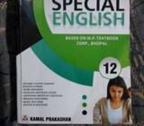 Special English for m.p. board 12th