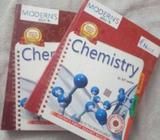 Two Chemistry Books