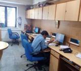 1000sqft Furnished office on Rent at FC Road Nr Dnyaneshwar Paduka chk