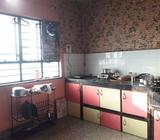 1 BHK Flat Rent-13000, required 2 female roommates