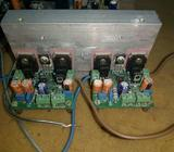 120watts mono amplifier compact size price is for