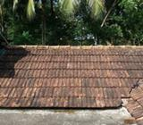 14x14, 3 room, roof tiles for sale