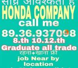 Required :- 10th, 12th, Graduate, Degree Diploma