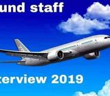 Required Male and female for airport job (Fresher