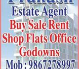 1 bhk for rent in syndigate