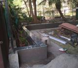 2 BHK with 2 attached toilets approx 1000 sqft