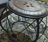 Top 14 inch hight 16 inch dholak table