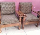 5 Seater Sofa Set in excellent condition