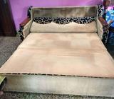 Sofa cum bed in good condition