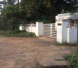 N H front 85 cent land in between aluva and