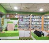Medical store on rent Attached multi specialist