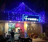 Shop available for al faham & shawarma etc for