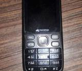 4g phone in working condition.with box and charger