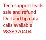 Tech support recent sale and refund leads from 1