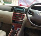 Toyota Corolla Altis petrol 38000 Kms 2008 year