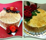 1 day Basic to Advance Cake class Address: Room