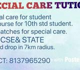 Crash course classes for present 10th students