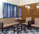 3 BHK Sharing Rooms for Men at ₹7950 in Somajiguda, Hyderabad