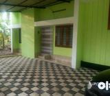 A two storied 4 bed room house at kariyad