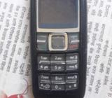 Nokia 1600 referbish mobile no charger only 2 month used