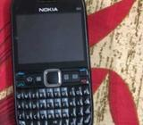 Nokia E63 solid phone with all net