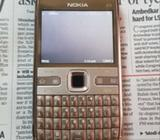 Nokia E72 With Chager