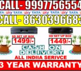 Airtel Tv All India Service Tata Sky Dth Dish Tv & tatasky New HD Box