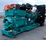 Used Kirloskar diesel Generator set Gujarat