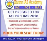 Best IAS Coaching in Chandigarh - Divine IAS Academy