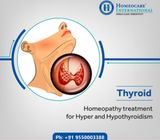 Homeopathy Treatment for Thyroid Problems - Homeocare International