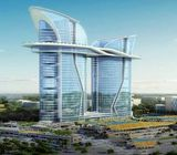 Book Your Premium Office Space at Grandthum Noida