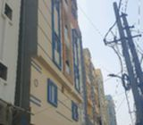 New constructed hostel in gachibowli