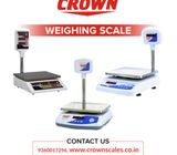 Mechanical Platform Weighing Scale Manufacturers – Crown scales