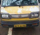 Sell Maruti Omni Cargo Van BS IV