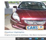 Non accidental- Comprehensive insured car